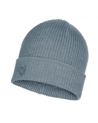 Шапка Buff KNITTED HAT EDSEL MELANGE GREY (US:one size)