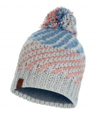 Шапка Buff KNITTED & POLAR HAT NELLA MULTI (US:one size)