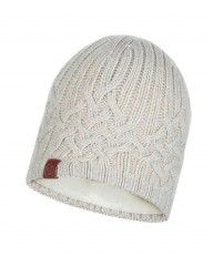 Шапка Buff KNITTED & POLAR HAT HELLE CRU (US:one size)