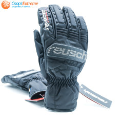 Перчатки горнолыжные REUSCH Ski Race VC R-Tex XT Black/White